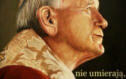 Zaproszenie nainscenizację ku czci św.Jana Pawła II